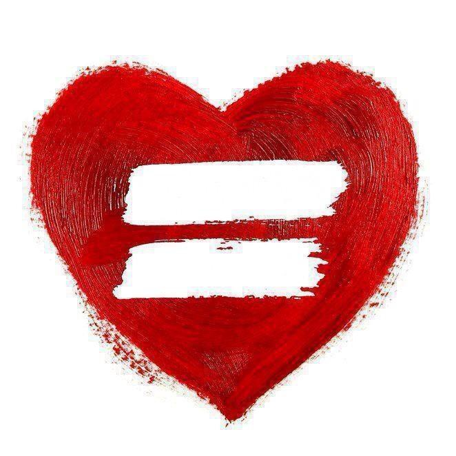 equality heart