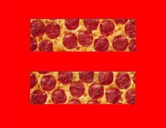 equality pizza