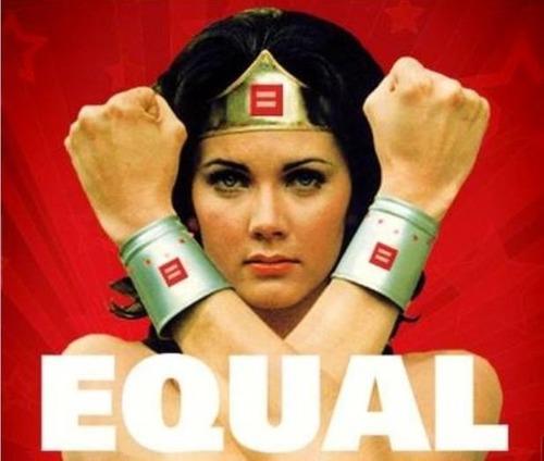 equality wonder woman