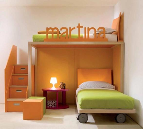 DIY ing ampere bunk bed stairs diy Laminate Countertop.
