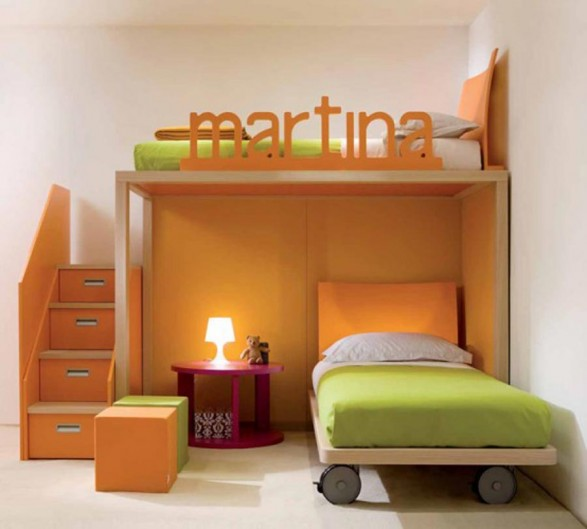 building plans loft bed with slide
