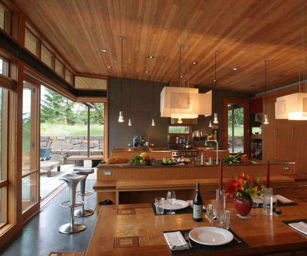 You Are WHERE You Eat, Amazing Kitchens!