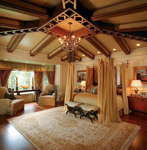 Master Bedroom Tray Ceiling Designs: Sleep Tight. Don't Let The Bed Bugs Bite- Amazing Bedrooms