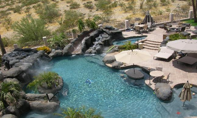 Awesome Maybe You Prefer The More Natural Looking Pool. With Several Levels And  Features This Pool Offers The Ability To U201cPlayu201d Together While Still Having  Your Own ...