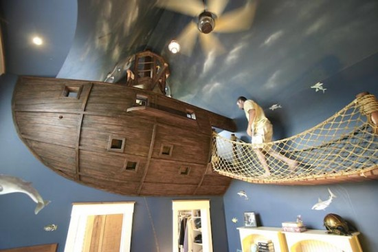 ship bed
