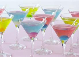 martini blow pop