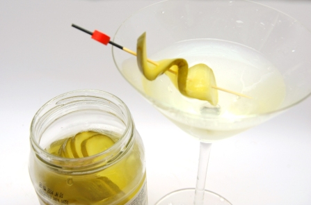 martini pickle