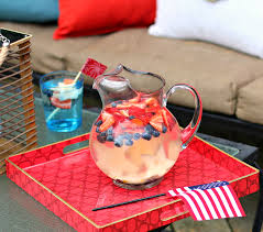 patriotic lemonade