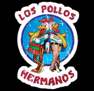 los pollos logo